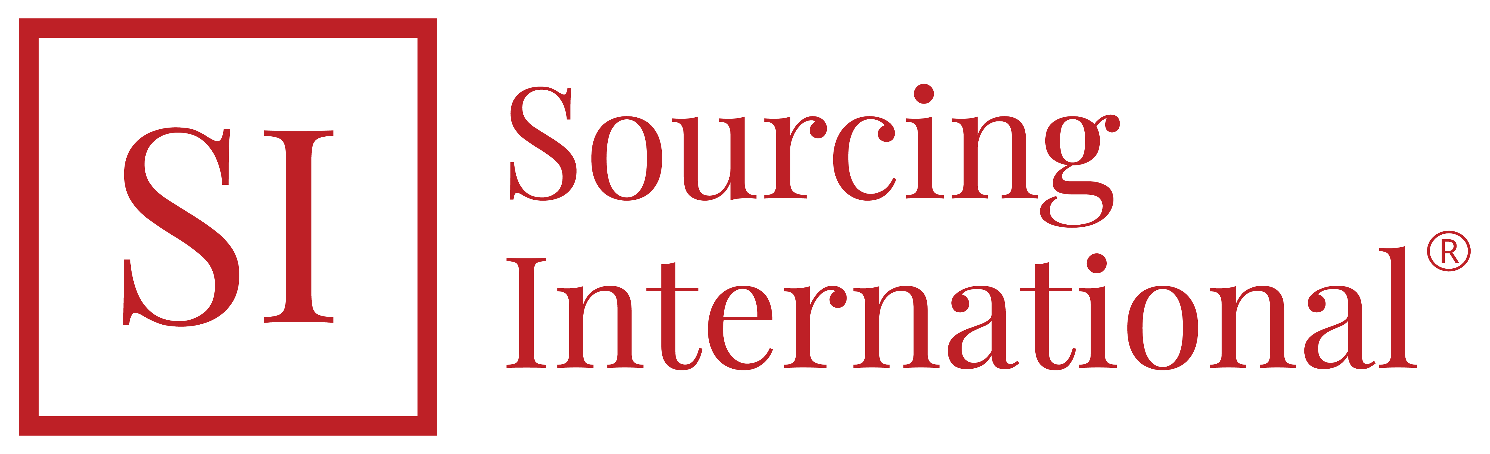 Sourcing International logo